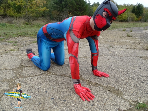 Spider-Man Homecoming Morphsuit