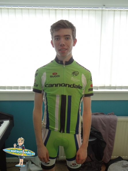 Cannondale Pro Cycling Team kit