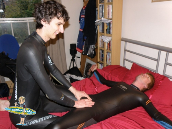 Robert & Gordon | Smooth skin wetsuits
