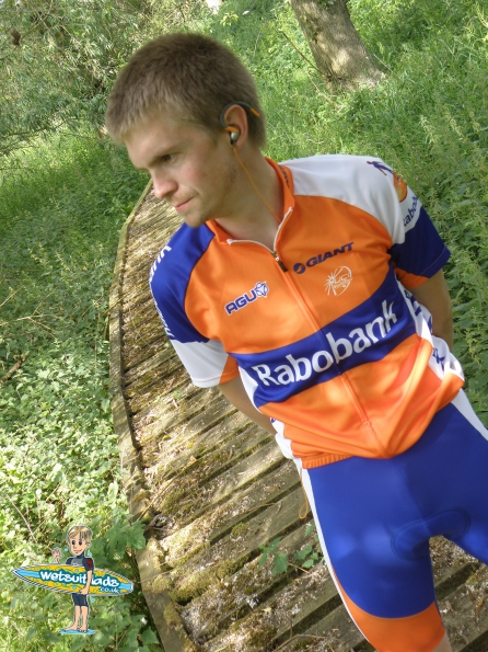 Rabobank Cycling Team kit