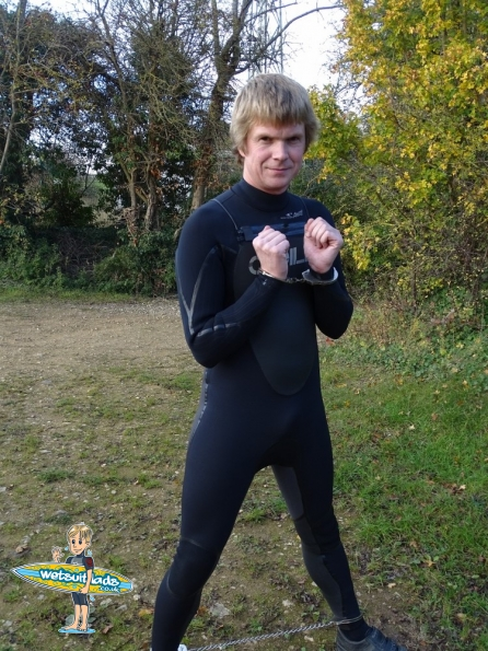 O'Neill 5/4 Mutant wetsuit