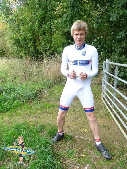 UCI World Cup Team skinsuit