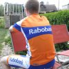 Rabobank Cycling Team kit (21-05-2011)