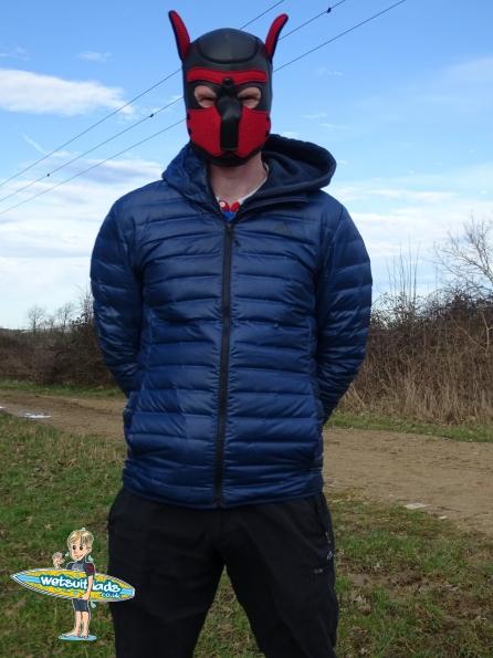 Neoprene Pup Hood