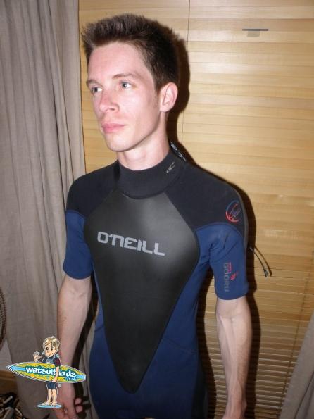 Nick : O'Neill Gooru 2/1 Shorti