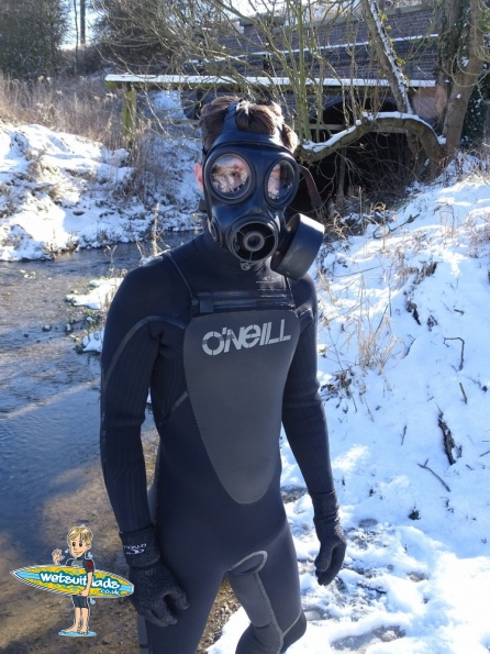 O'Neill 5/4 Mutant + S10 gas mask