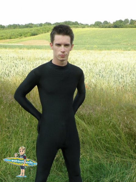 Nick Lycra body suit